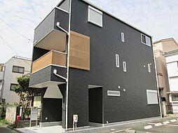 [一戸建] 神奈川県川崎市中原区中丸子 の賃貸【/】の外観