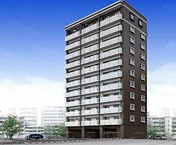 (仮)松島1丁目明石ビル[6階]の外観