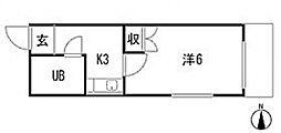 バス 東雲1丁目 2.5万円
