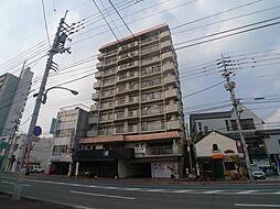 上雅ビル[602号室]の外観