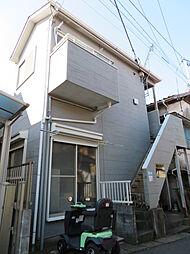 ミキハウスII[2階]の外観