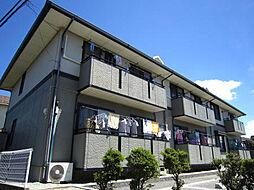 ハイカムール松本[1階]の外観