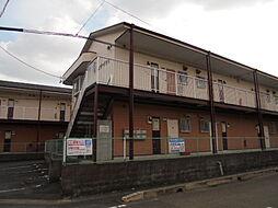 愛知県北名古屋市中之郷北の賃貸アパートの外観