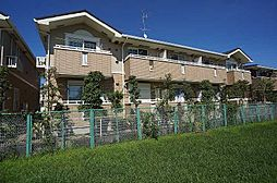 千葉県柏市今谷南町の賃貸アパートの外観