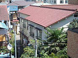 埼玉県川口市飯塚3丁目の賃貸アパートの外観