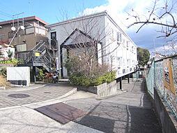 マンション桜[201号室]の外観