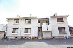 福岡県北九州市小倉北区井堀3丁目の賃貸アパートの外観