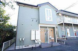 埼玉県入間市大字野田字上郷の賃貸アパートの外観