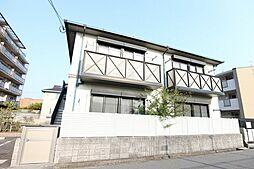 大阪府摂津市千里丘東1丁目の賃貸アパートの外観