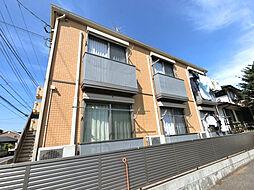 千葉県千葉市若葉区都賀3丁目の賃貸アパートの外観