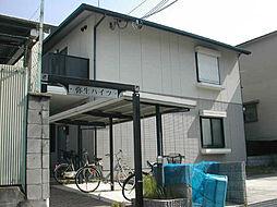 弥生ハイツ[103号室]の外観