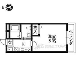 丸太町駅 5.5万円