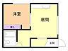 間取り,1DK,面積24.84m2,賃料2.5万円,バス くしろバス若草8番地下車 徒歩2分,,北海道釧路市喜多町