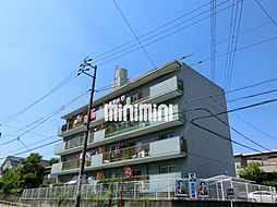 愛知県名古屋市名東区亀の井2丁目の賃貸マンションの外観