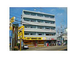 愛媛県松山市松末2丁目の賃貸マンションの外観