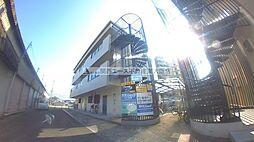 マンション藤[1階]の外観
