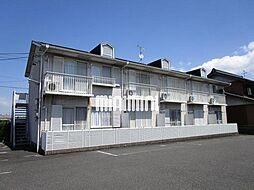 グリーンハウス平田[2階]の外観