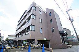 宮城県仙台市若林区連坊2丁目の賃貸マンションの外観