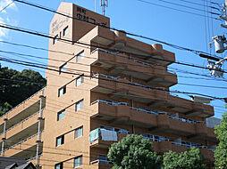 岡町中村コーポ[406号室]の外観