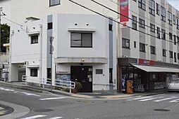 鶴甲コーポ10号棟[5階]の外観