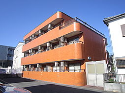 オレンジハイツ[302号室]の外観