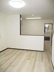 神戸市須磨区北落合3丁目 4LDKの居間