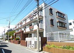 ローズマンションA15[1階]の外観