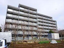テレパレス船橋三咲A棟[4階]の外観