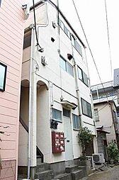 鈴木コーポ[201号室]の外観