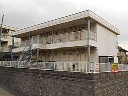 神奈川県川崎市麻生区向原3丁目の賃貸マンションの外観