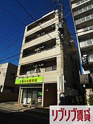 千葉県千葉市中央区道場南1丁目の賃貸マンションの外観