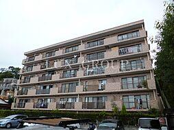 東京都青梅市河辺町1丁目の賃貸マンションの外観