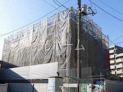 ヌーベル・オーブ・ヒル[3階]の外観