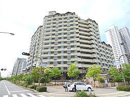 兵庫県神戸市東灘区向洋町中3丁目の賃貸マンションの外観