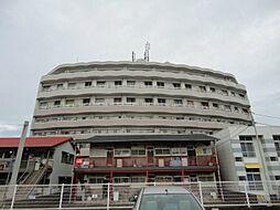 福岡県北九州市小倉北区日明5丁目の賃貸マンションの外観