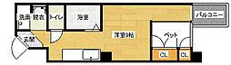 富士見町ビル[901号室]の間取り
