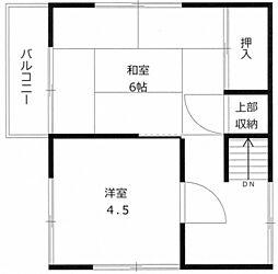 [一戸建] 東京都葛飾区西新小岩5丁目 の賃貸【東京都 / 葛飾区】の間取り