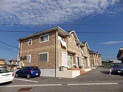 [テラスハウス] 三重県四日市市浜一色町 の賃貸【/】の外観