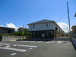 和歌山県和歌山市西庄の賃貸アパートの外観
