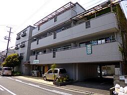 大阪府堺市堺区旭ヶ丘南町3丁の賃貸マンションの外観
