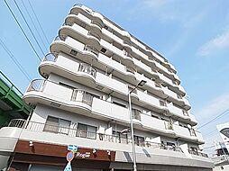 ロイヤルシオン刈部[6階]の外観