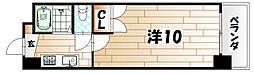 第11エルザビル[5階]の間取り