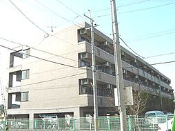 京都府宇治市小倉町春日森の賃貸マンションの外観