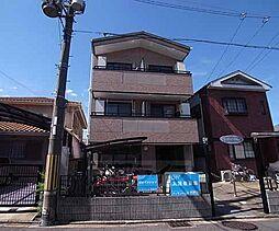 京都府京都市伏見区黒茶屋町の賃貸マンションの外観