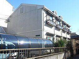 ワダエステートナカヤ[202号室]の外観