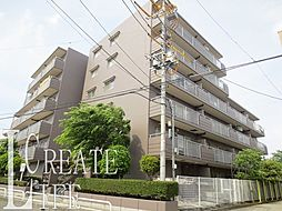 埼玉県さいたま市桜区田島2丁目の賃貸マンションの外観