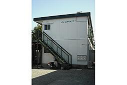 グリーンハイツSK 西棟[101号室]の外観