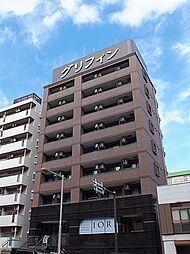 グリフィン横浜・東口参番館[8階]の外観