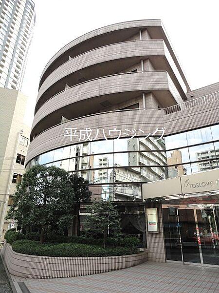 リエール市ヶ谷 4階の賃貸【東京都 / 新宿区】