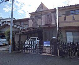 [一戸建] 京都府京都市北区大将軍西町 の賃貸【/】の外観
